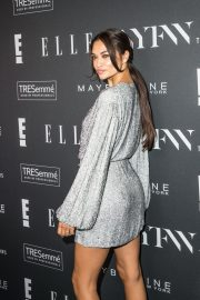 Shanina Shaik at E!, Elle and IMG Party in New York 2018/09/05 1