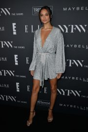 Shanina Shaik at E!, Elle and IMG Party in New York 2018/09/05 6