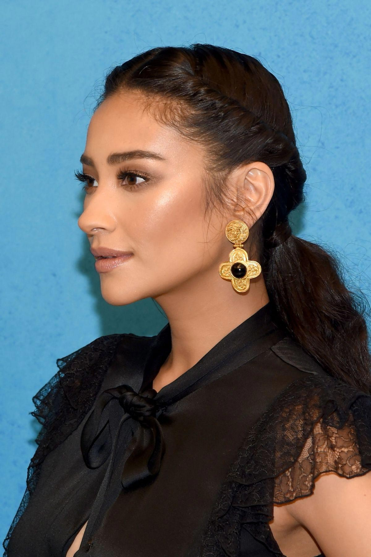 Shay Mitchell at Michael Kors Fashion Show in New York 2018/09/12 1