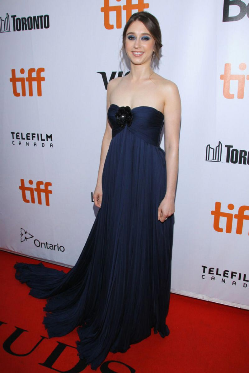 Taissa Farmiga at What They Had Premiere at Toronto International Film Festival 2018/09/12 1