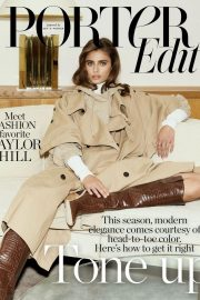Taylor Hill in The Edit by Net-A-Porter September 2018 10