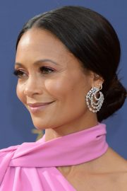 Thandie Newton at Emmy Awards 2018 in Los Angeles 2018/09/17 2