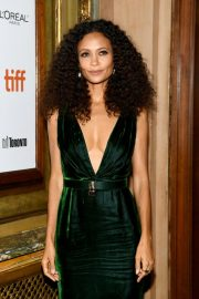 Thandie Newton at The Death and Life of John F. Donovan Premiere in Toronto 2018/09/10 2