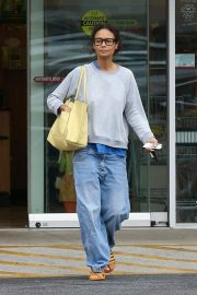 Thandie Newton in Denim Out in Beverly Hills 2018/09/29 1
