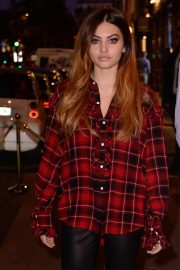 Thylane Blondeau at 50 Years of Ralph Lauren Cocktail Party in Paris 2018/09/29 6