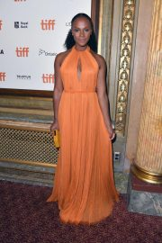 Tika Sumpter at The Death and Life of John F. Donovan Premiere in Toronto 2018/09/10 1