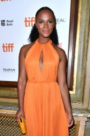 Tika Sumpter at The Death and Life of John F. Donovan Premiere in Toronto 2018/09/10 3