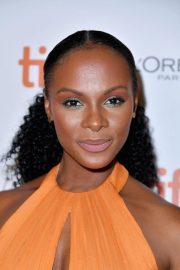 Tika Sumpter at The Death and Life of John F. Donovan Premiere in Toronto 2018/09/10 4