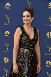 Tina Fey at Emmy Awards 2018 in Los Angeles 2018/09/17 1