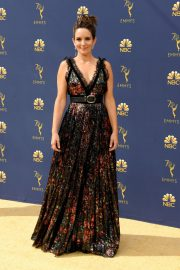 Tina Fey at Emmy Awards 2018 in Los Angeles 2018/09/17 2