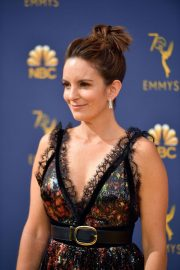 Tina Fey at Emmy Awards 2018 in Los Angeles 2018/09/17 5