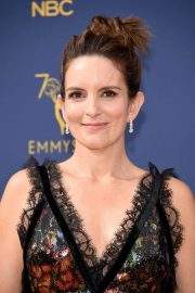Tina Fey at Emmy Awards 2018 in Los Angeles 2018/09/17 7