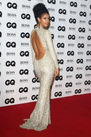 Vick Hope at GQ Men of the Year 2018 Awards in London 2018/09/05 6