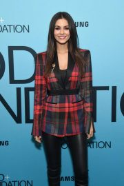 Victoria Justice at Good+ Foundation's Evening of Comedy + Music Benefit in New York 2018/09/12 4