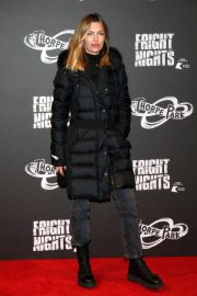 Abbey Clancy at Thorpe Park's Fright Nights at Chertsey 2018/10/04 1