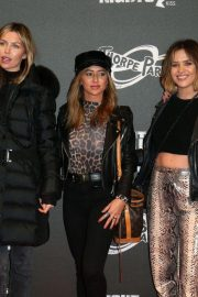 Abbey Clancy at Thorpe Park's Fright Nights at Chertsey 2018/10/04 2