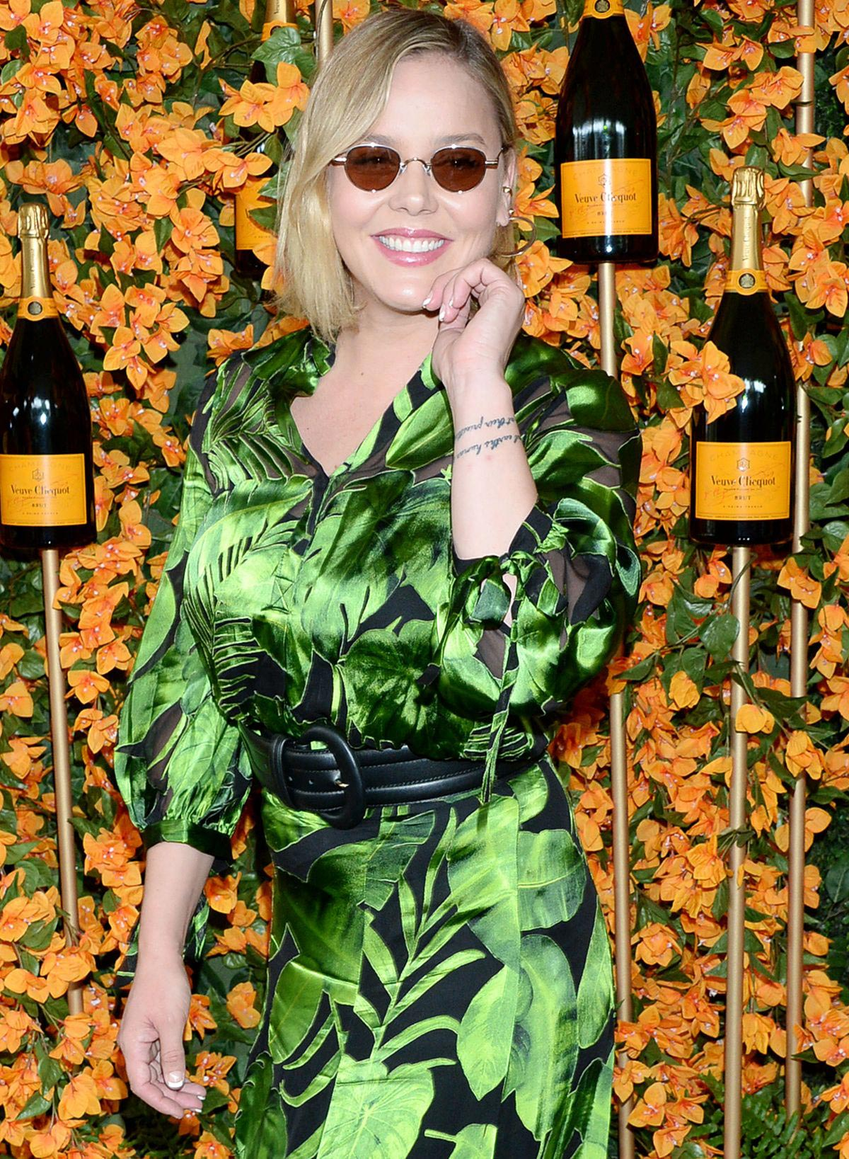 Abbie Cornish at 2018 Veuve Clicquot Polo Classic in Los Angeles 2018/10/06 1