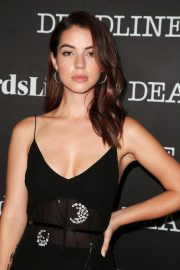 Adelaide Kane at Deadline Awards Season Kickoff Party in Los Angeles 2018/10/01 4