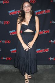 Aimee Carrero at She-Ra and the Princesses of Power Panel at New York Comic-Con 2018/10/04 1