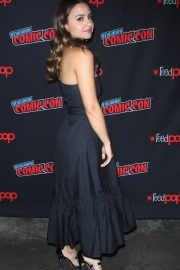 Aimee Carrero at She-Ra and the Princesses of Power Panel at New York Comic-Con 2018/10/04 2