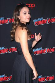 Aimee Carrero at She-Ra and the Princesses of Power Panel at New York Comic-Con 2018/10/04 4