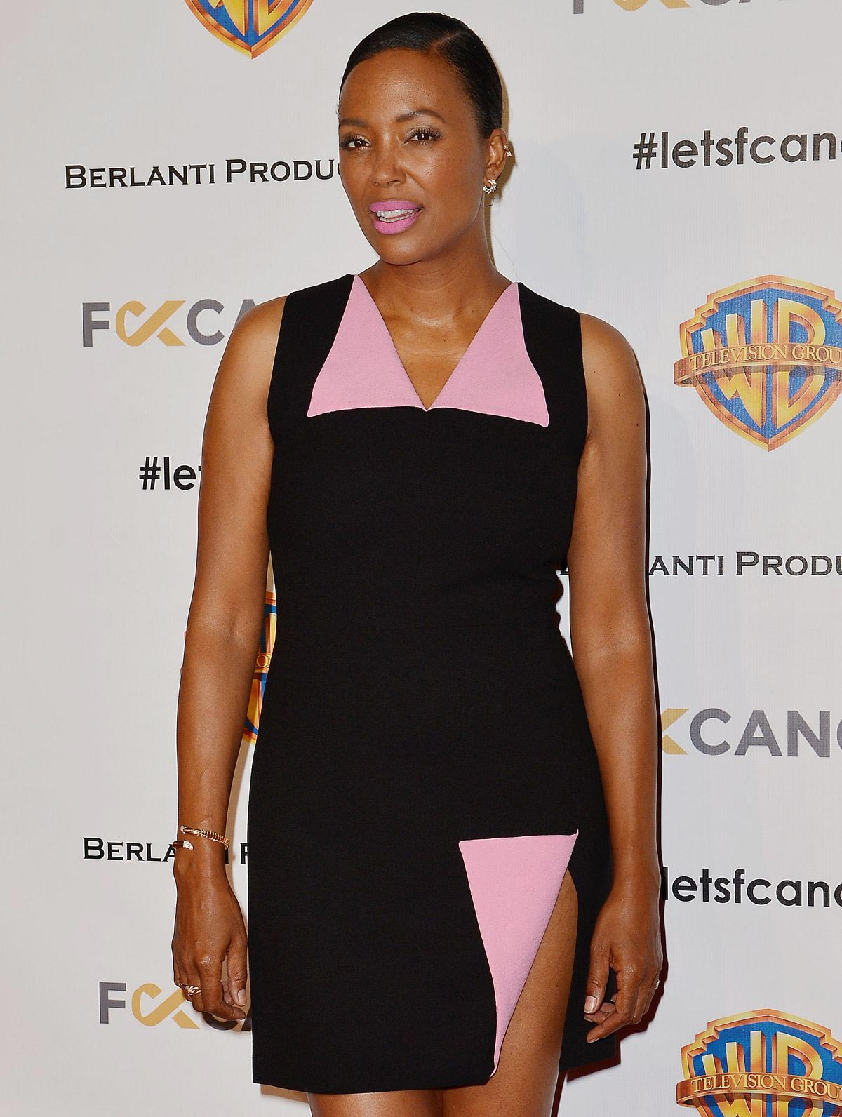 Aisha Tyler at Barbara Berlanti Fk Cancer Benefit in Los Angeles 2018/10/13 1