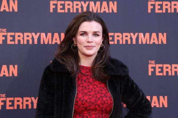 Aisling Bea at The Ferryman Opening Night at Jacobs Theatre in New York 2018/10/21 1
