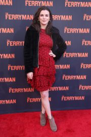 Aisling Bea at The Ferryman Opening Night at Jacobs Theatre in New York 2018/10/21 3