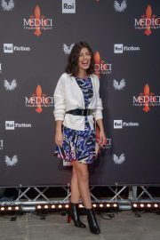 Alessandra Mastronardi at Medici: Masters of Florence Photocall in Florence 2018/10/10 4