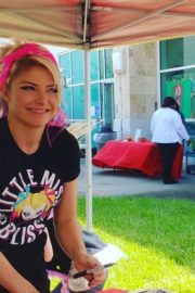 Alexa Bliss at a Charity Event in Orlando 2018/10/04 5