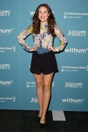 Alexa Grasso at Power of Broadway, Bryant Park Grill in New York 2018/10/01 1