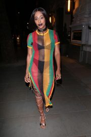 Alexandra Burke at A Halloween Party in London 2018/10/27 7