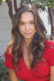 Alexis Ren at Home & Family in Universal City 2018/10/12 6