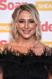Ali Bastian at Inside Soap Awards 2018 in London 2018/10/22 5