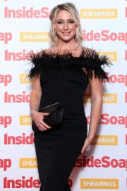 Ali Bastian at Inside Soap Awards 2018 in London 2018/10/22 6