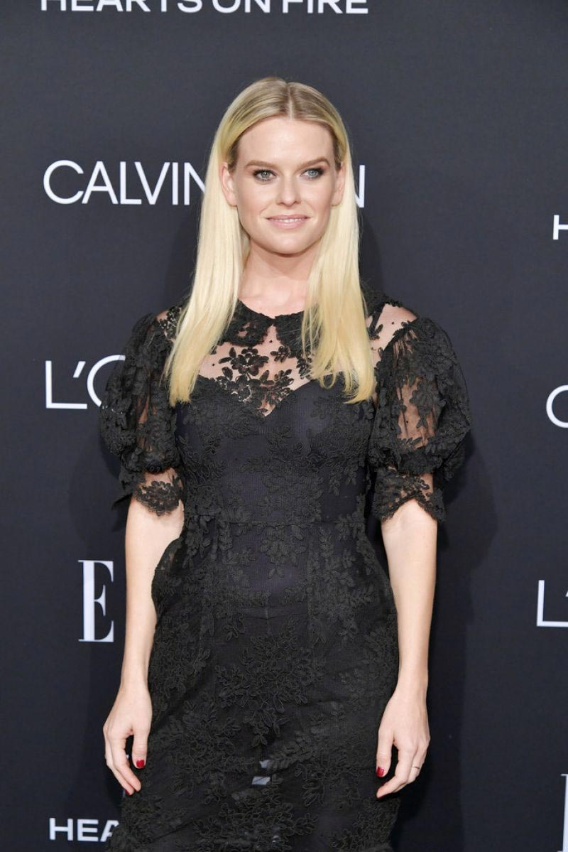 Alice Eve at Elle Women in Hollywood in Los Angeles 2018/10/15 1