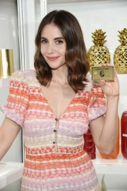 Alison Brie at New American Express Gold Card Launch in New York 2018/10/04 5