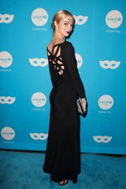 Allie Marie Evans at UNICEF Masquerade Ball in Los Angeles 2018/10/25 3
