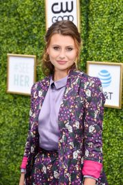 Aly Michalka at CW Network's Fall Launch in Burbank 2018/10/14 1