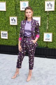Aly Michalka at CW Network's Fall Launch in Burbank 2018/10/14 5