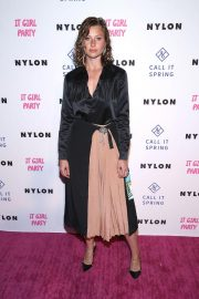 Aly Michalka at Nylon's Annual IT Girl Party in Los Angeles 2018/10/11 3