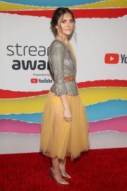 Alyson Stoner at Streamy Awards 2018 in Beverly Hills 2018/10/22 1