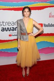 Alyson Stoner at Streamy Awards 2018 in Beverly Hills 2018/10/22 2