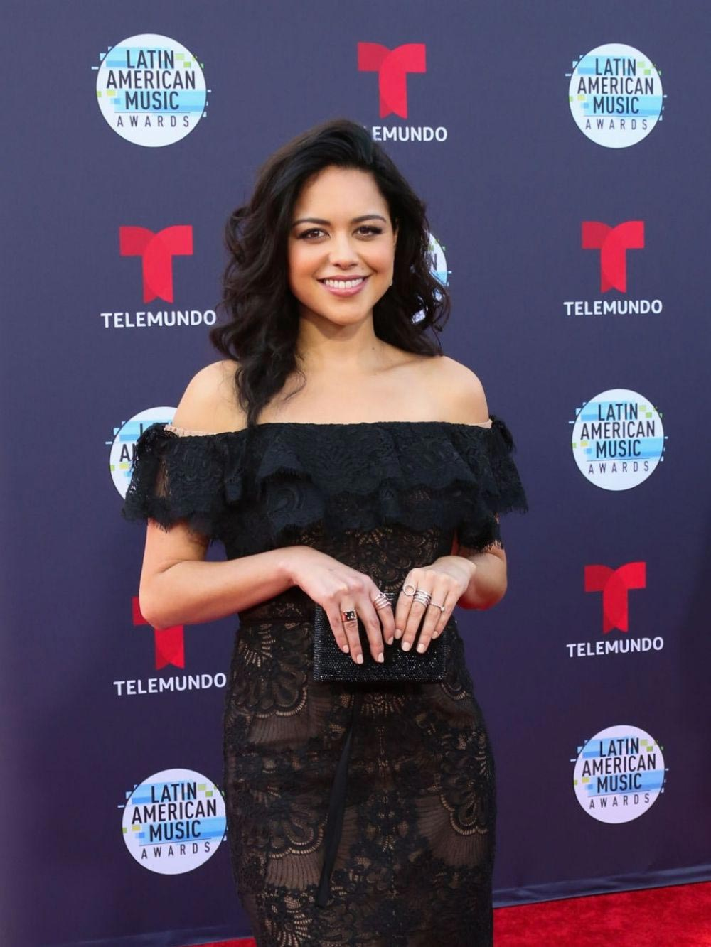 Alyssa Diaz at Latin American Music Awards 2018 in Los Angeles 2018/10/25 1