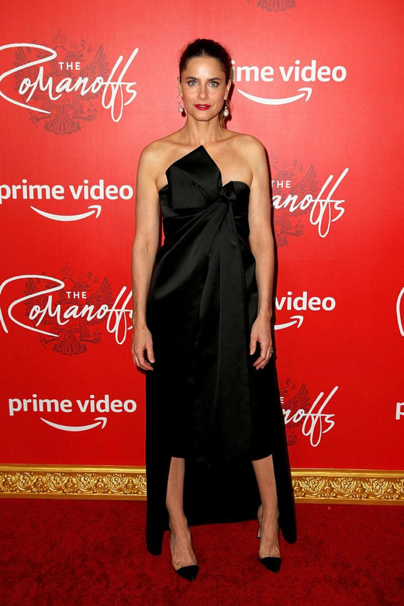 Amanda Peet at The Romanoffs Premiere in New York 2018/10/11 1