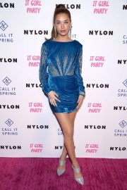 Amanda Steele at Nylon's Annual IT Girl Party in Los Angeles 2018/10/11 3