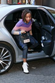 Amandla Stenberg Out and About in London 2018/10/19 5