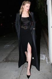 Amber Heard Out for Dinner in Beverly Hills 2018/10/14 3