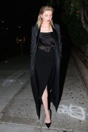 Amber Heard Out for Dinner in Beverly Hills 2018/10/14 5