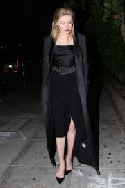 Amber Heard Out for Dinner in Beverly Hills 2018/10/14 6